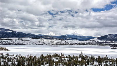 Photograph - Lake Dillon Scenic View by Stephen Johnson