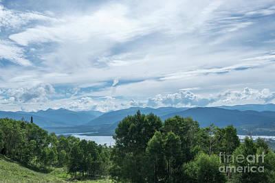 Photograph - Lake Dillon by Sharon Seaward