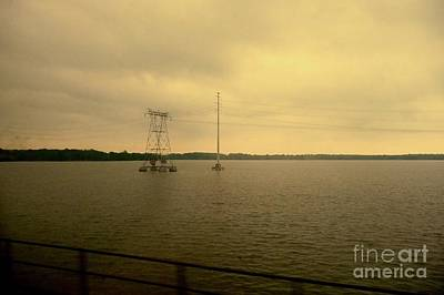 Photograph - Lake Enroute To Maryland by Margie Avellino