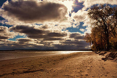 Photograph - Lake Erie At East Harbor 2 by Shawna Rowe