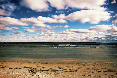 Photograph - Lake Erie At East Harbor 3 by Shawna Rowe