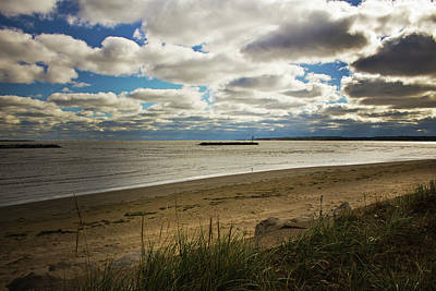 Photograph - Lake Erie At East Harbor by Shawna Rowe
