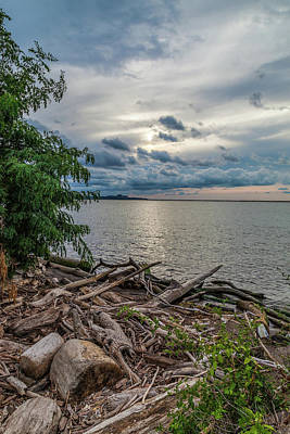 Photograph - Lake Erie Serenade by Lon Dittrick