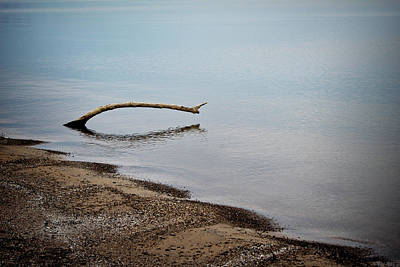 Photograph - Lake Erie Tranquility 2 by Shawna Rowe