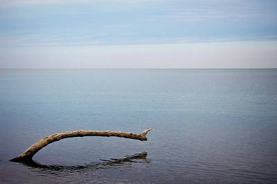 Photograph - Lake Erie Tranquility by Shawna Rowe