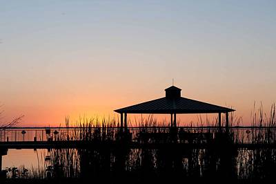 Photograph - Lake Eustis Sunset by Keith Swango