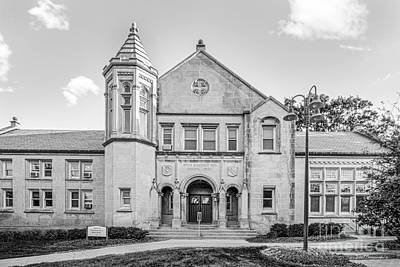 Associated Colleges Of The Midwest Photograph - Lake Forest College Reid Hall by University Icons