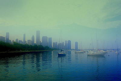 Photograph - Lake Front by Julie Lueders