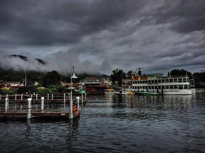 Photograph - Lake George 002 by Lance Vaughn