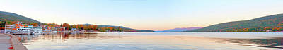 Photograph - Lake George 1 Panorama by Michelle McPhillips