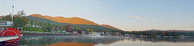 Photograph - Lake George 5 Panorama by Michelle McPhillips