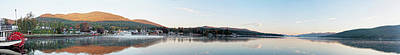 Photograph - Lake George 6 Panorama by Michelle McPhillips