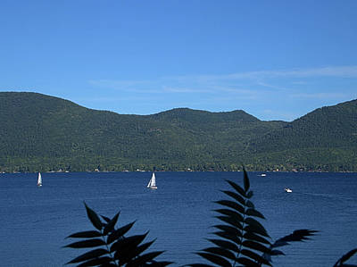 Photograph - Lake George I I by Newwwman