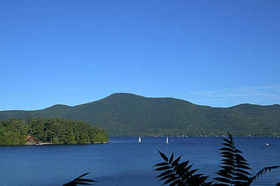 Photograph - Lake George I by Newwwman