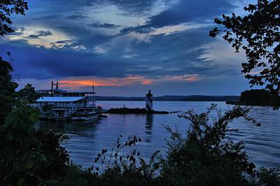 Photograph - Lake Guntersville by Ben Prepelka