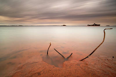 Hartwell Photograph - Lake Hartwell 3 by Derek Thornton