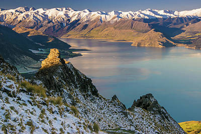 Photograph - Lake Hawea 4 by Martin Capek