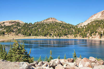 Photograph - Lake Helen by John M Bailey