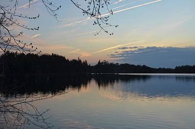 Photograph - Lake Horicon 10 by Sami Martin