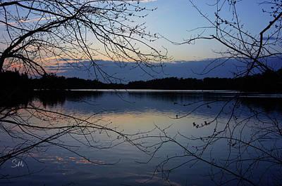 Photograph - Lake Horicon 8 by Sami Martin