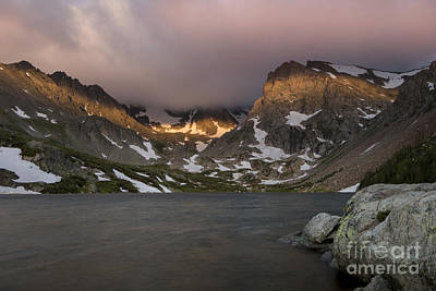 Photograph - Lake Isabel by Keith Kapple