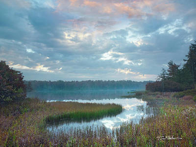 Photograph - Lake Jean by Tim Fitzharris