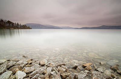 Lake Jocassee 12 Art Print by Derek Thornton