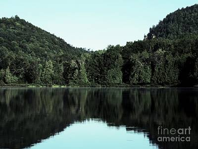 Photograph - Lake Landscape by France Laliberte