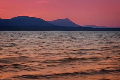 Photograph - Lake Lawtonka by Ricky Barnard