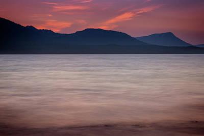 Photograph - Lake Lawtonka V by Ricky Barnard