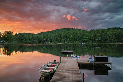 Photograph - Lake Life by Darylann Leonard Photography