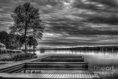 Photograph - Lake Life Parking Lake Oconee Georgia Art by Reid Callaway