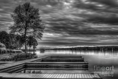 Photograph - Lake Life Parking Lake Oconee Georgia Art by Reid Callaway