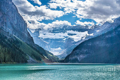 Photograph - Lake Louise by Bianca Nadeau
