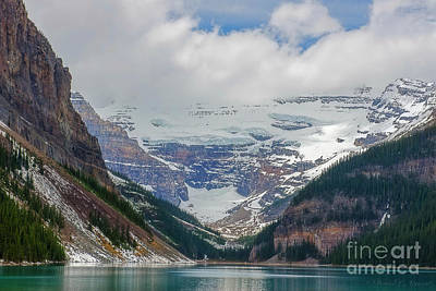 Photograph - Lake Louise Canada by David Arment