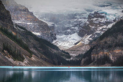 Lake Louise No 1 Art Print