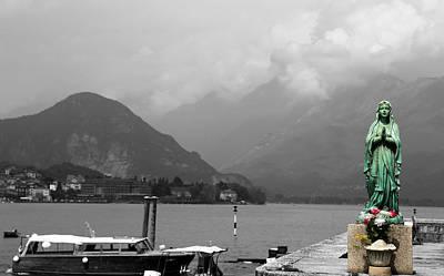 Photograph - Lake Maggiore 10c by Andrew Fare