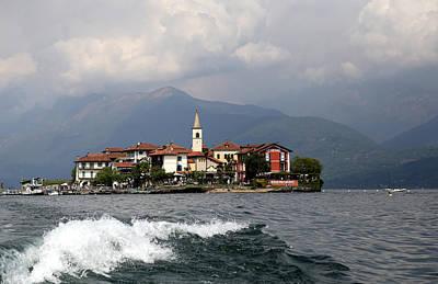 Photograph - Lake Maggiore 12 by Andrew Fare
