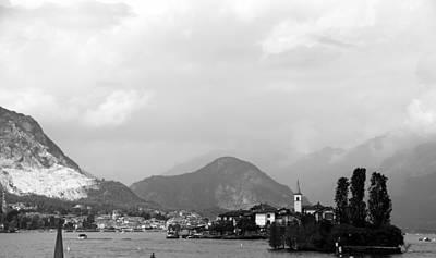Photograph - Lake Maggiore 13b by Andrew Fare