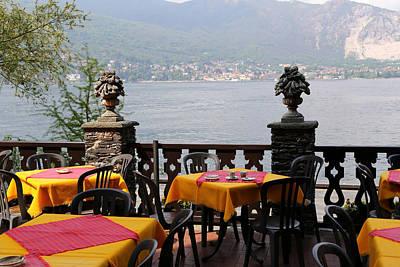 Photograph - Lake Maggiore 6 by Andrew Fare