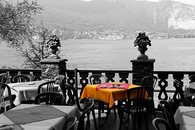 Photograph - Lake Maggiore 6b by Andrew Fare