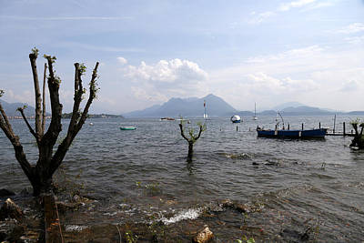 Photograph - Lake Maggiore 7 by Andrew Fare