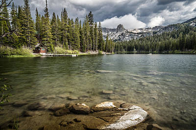 Photograph - Lake Maime by Cat Connor