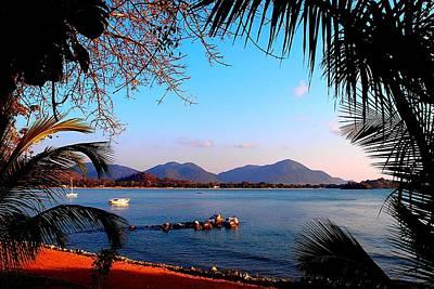 Photograph - Lake Malawi 02 by Dora Hathazi Mendes