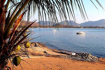 Photograph - Lake Malawi 05 by Dora Hathazi Mendes
