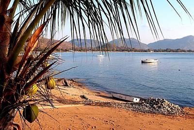 Photograph - Lake Malawi 05 by Dora Hathazi Mendes
