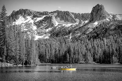 Photograph - Lake Mamie 2 by Donna Kennedy
