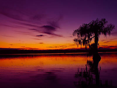Expensive Photograph - Lake Martin Sunset No.10 by Michael DeBlanc