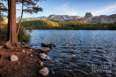 Photograph - Lake Mary by Anthony Bonafede