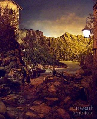 Lake Original by Archangelus Gallery